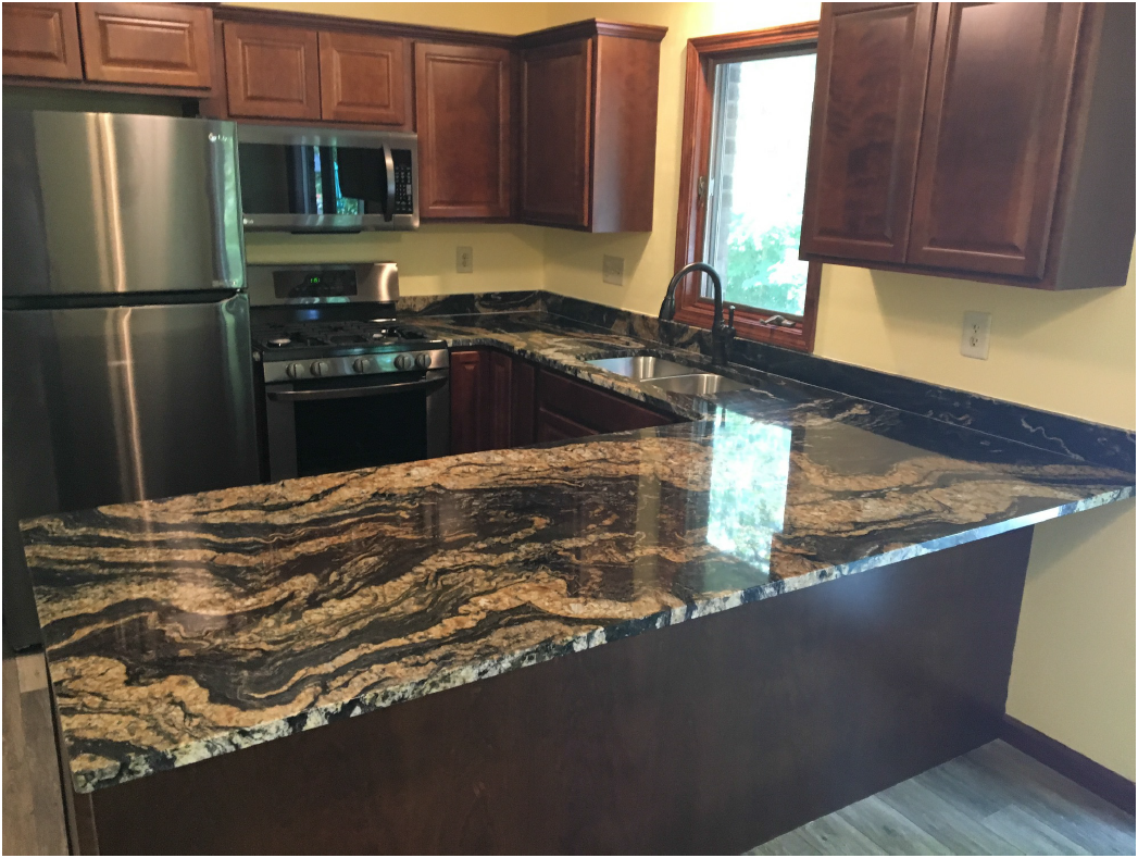 After Orinoco Granite in Quincy, IL