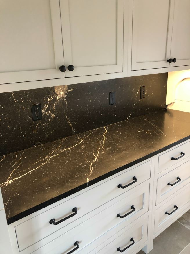 Negro Marquina Marble in Defiance, MO